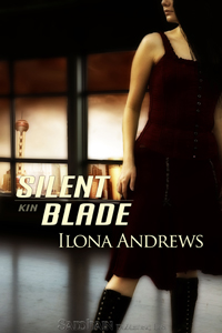 Review and Giveaway: Silent Blade by Ilona Andrews.