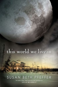 Review: This World We Live in by Susan Beth Pfeffer
