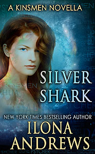 Review – Silver Shark by Ilona Andrews