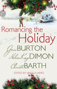 Cover for Romancing the Holiday