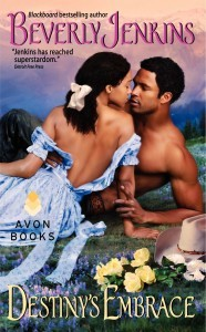 Cover for Destinys Embrace by Beverly Jenkins