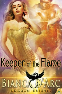 Cover for Keeper of the Flame by Bianca D'Arc