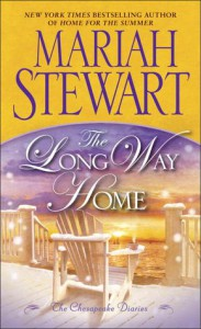 Cover for The Long Way Home by Mariah Stewart