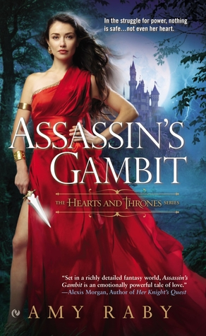 Assassin's Gambit cover image
