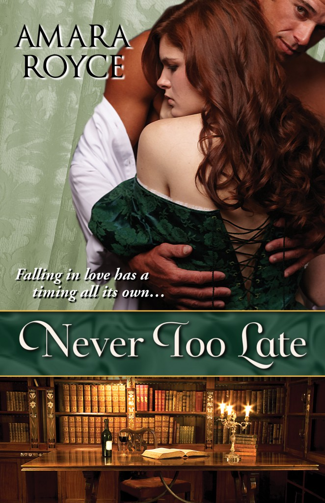 Never Too Late e book