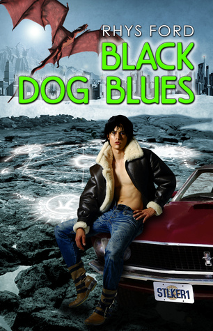 Black Dog Blues cover image