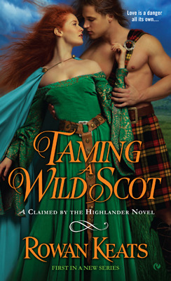 Taming a Wild Scott cover image