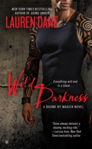 Wild Darkness cover image