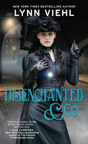 disenchanted and co by lynn viehl