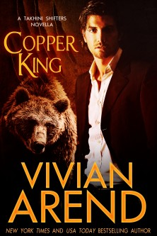 Copper King cover