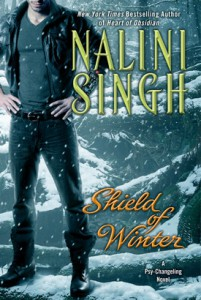 Shield of Winter cover image