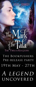 Release Week Bonanza Giveaway and Grand Tour of The Twelve Kingdoms: Day 7