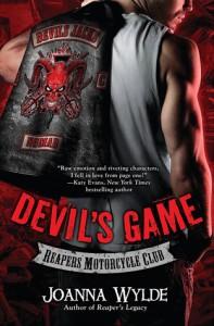 Devil's Game cover image