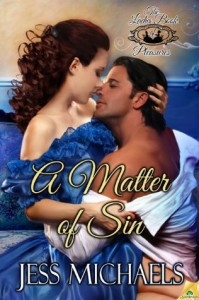A Matter of Sin cover image