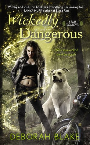 Wickedly Dangerous cover image