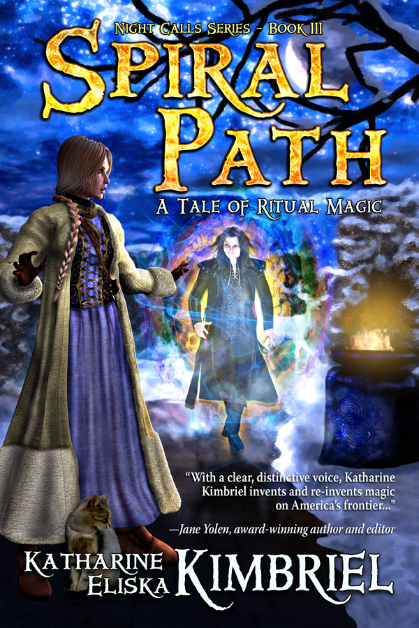 Spiral Path cover image