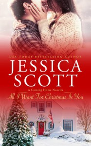 all I want for christmas is you by jessica scott