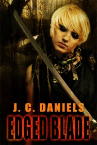 Review – Edged Blade by JC Daniels
