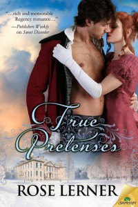 Joint Review: True Pretenses Lively St. Lemeston #2) by Rose Lerner