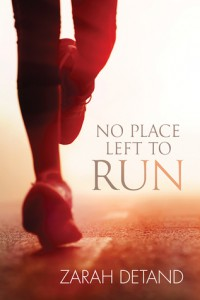 Review – No Place Left to Run by Zarah Detand