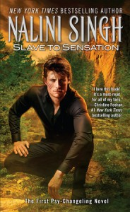 Re-release Slave to Sensation Cover Image