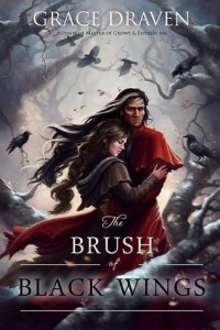 Joint Review: The Brush of Black Wings by Grace Draven