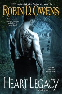 Joint Review – Heart Legacy (Celta's Heartmates #14) by Robin D. Owens